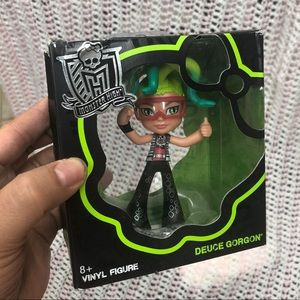 Monster High Vinyl Figure DEUCE GORGON